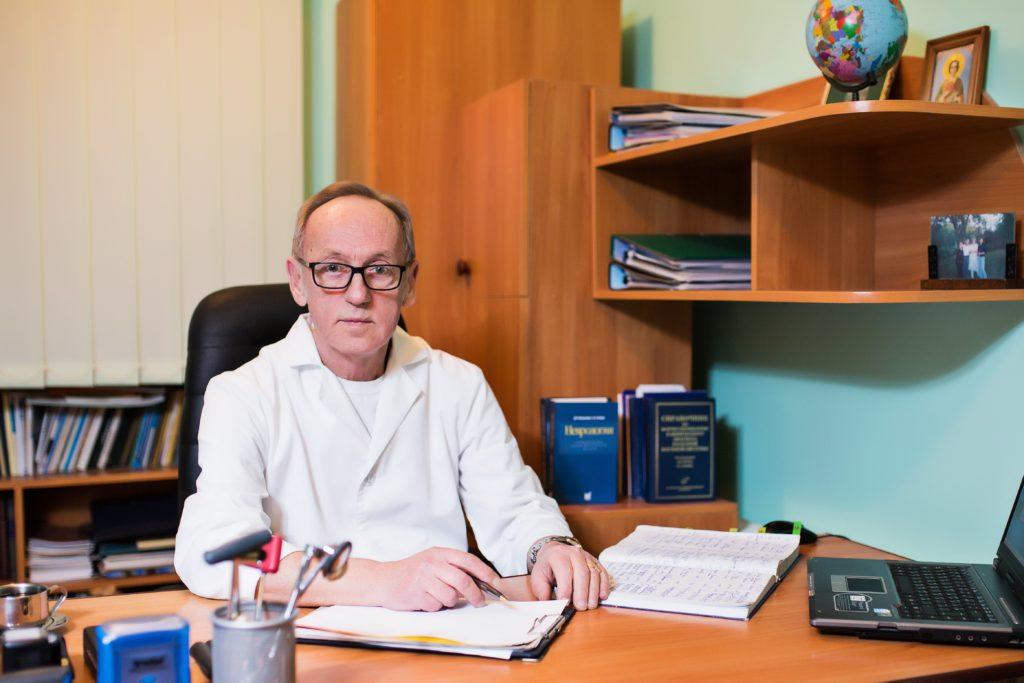 Горб Анатолий Леонидович