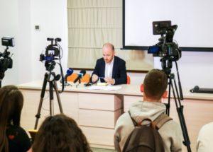 заступника міністра Олександра Лінчевського