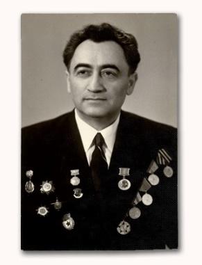 Лікар Голгер Наум Павлович