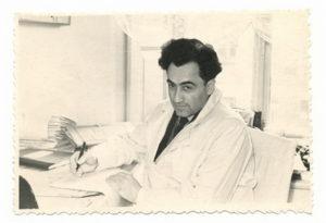 Лікар-невролог Голгер