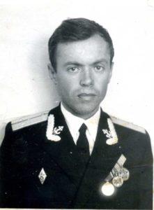 Андрющенко. Служба в армії.
